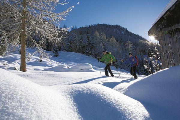 Schneeschuhwandern-Ötztal