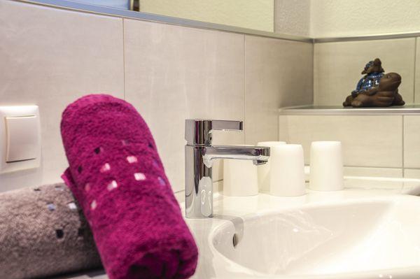 Haus-Viktoria-Badezimmer