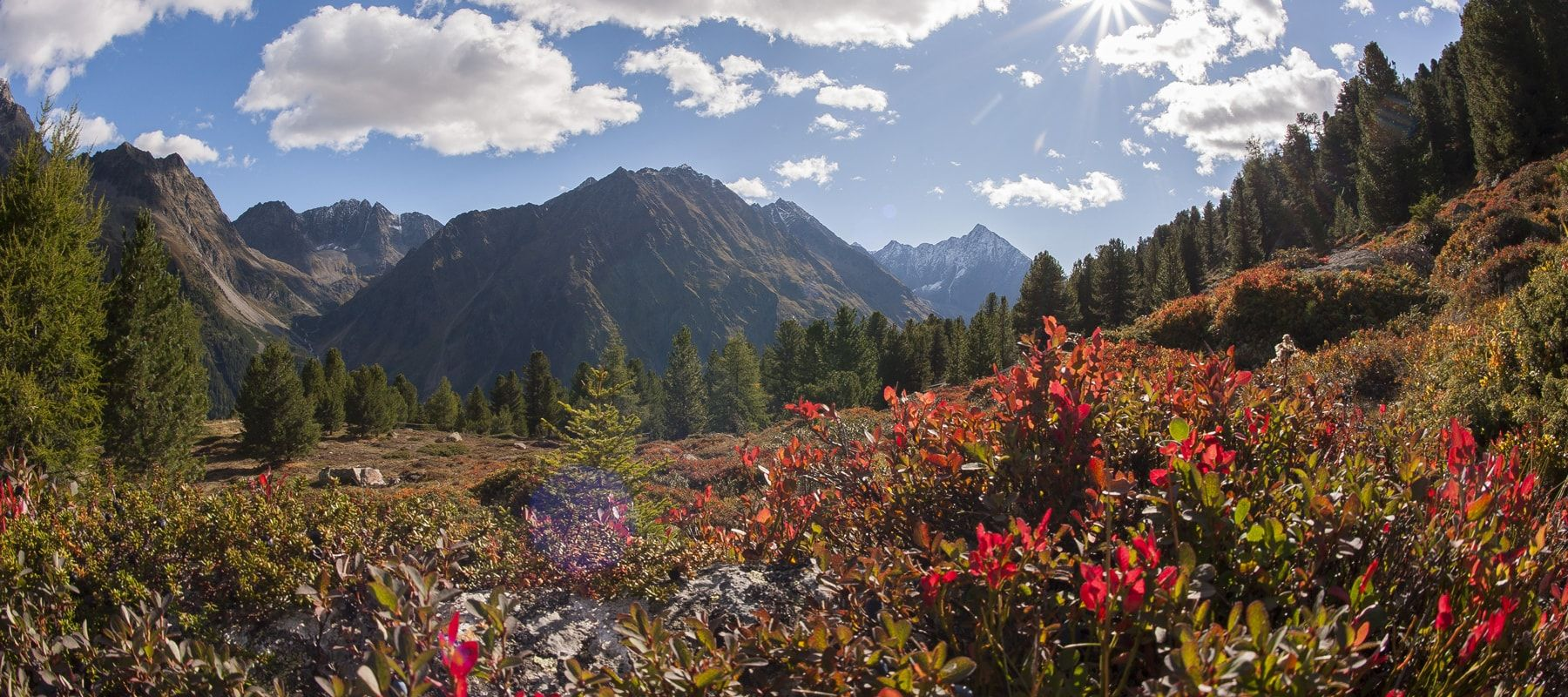 Sommerurlaub-Längenfeld-Ötztal