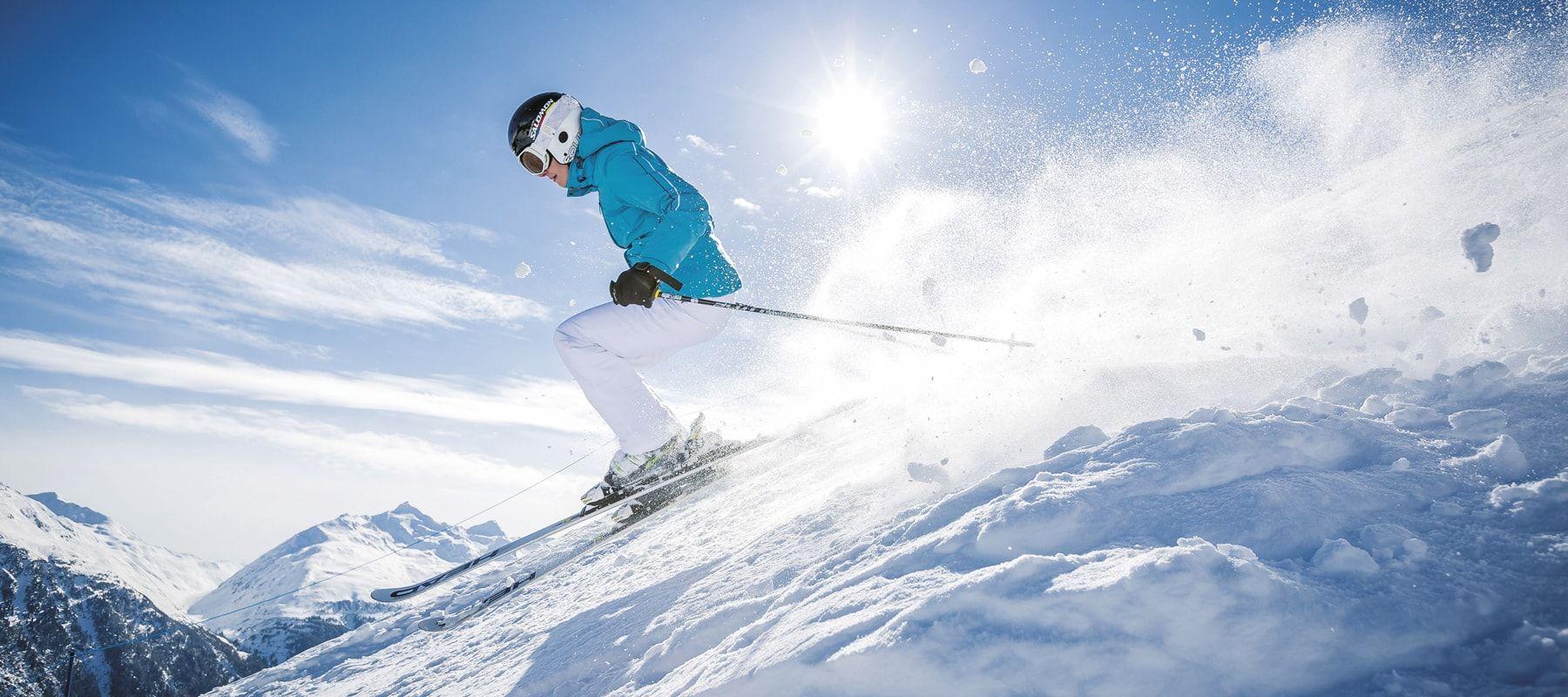 Skifahren-Sölden-Ötztal
