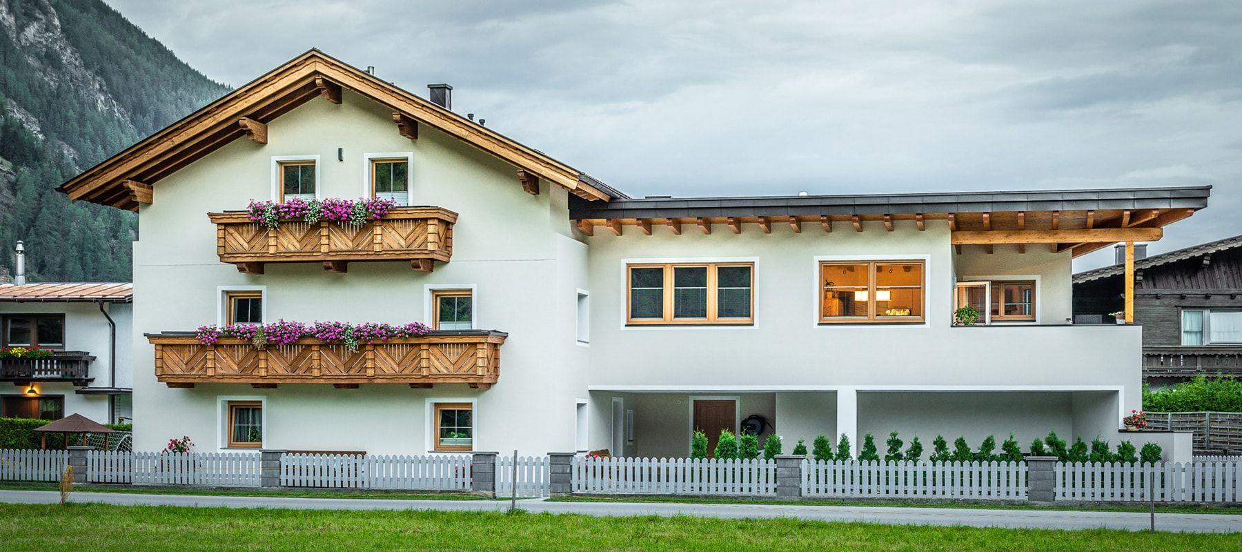 Haus-Viktoria-Längenfeld-Sommer