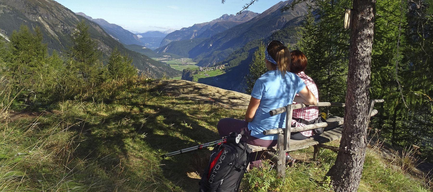 Wandern-Längenfeld-Ötztal