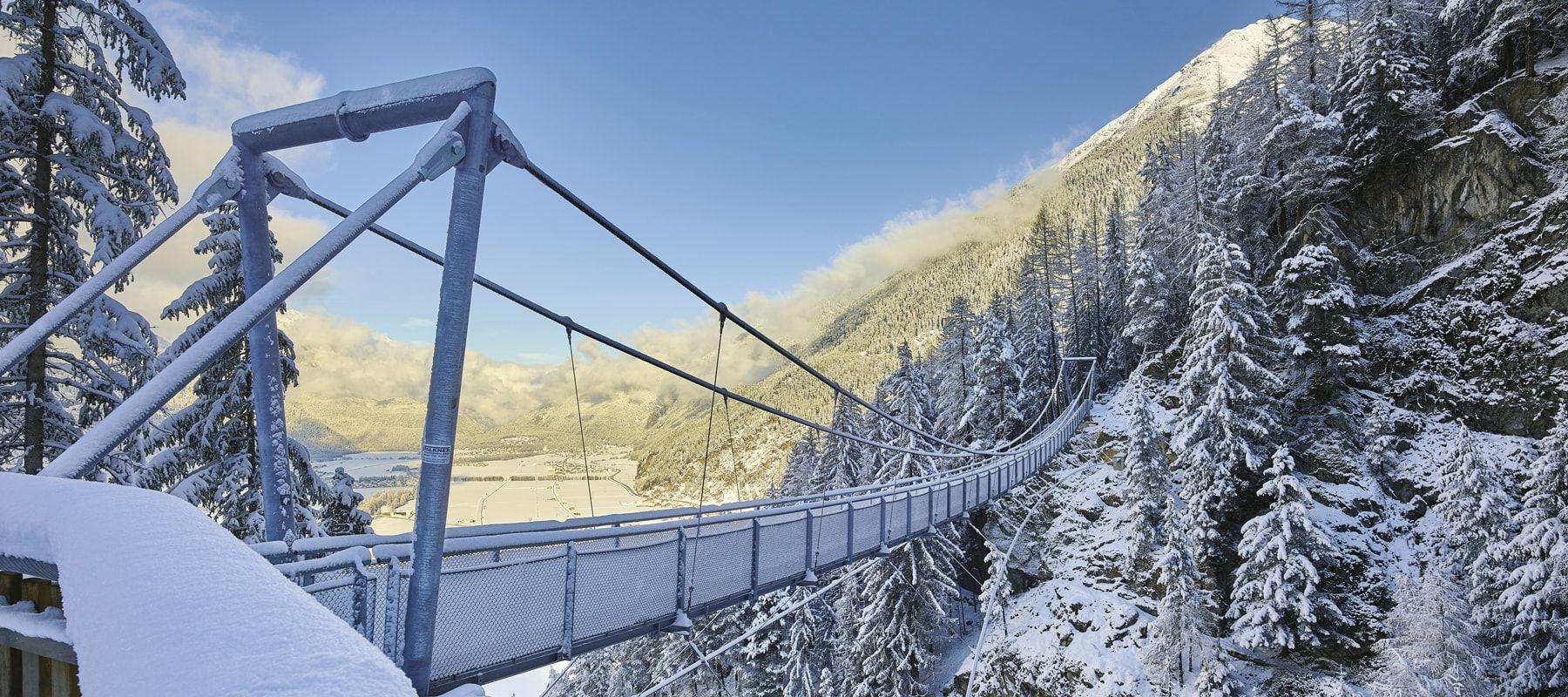 Längenfeld-Winterurlaub