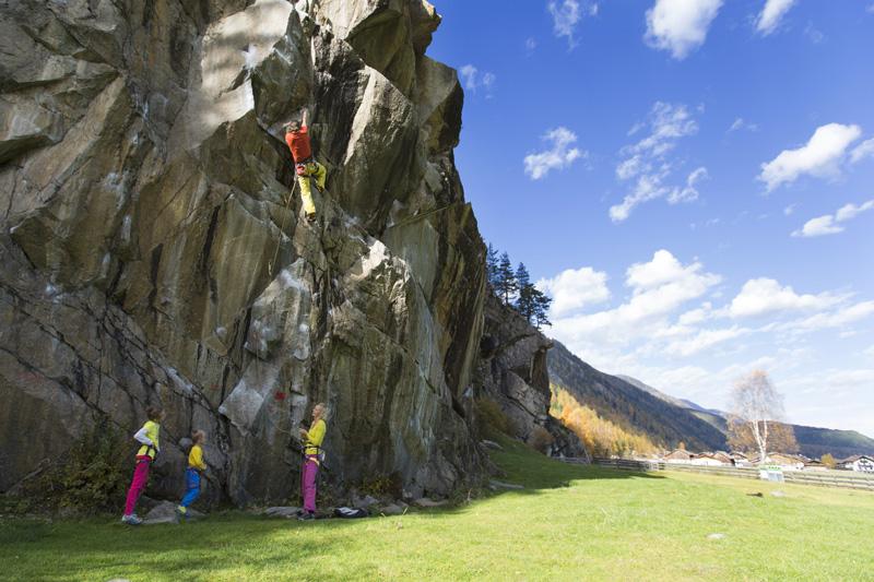 Klettersteig Längenfeld : Klettersteigtour im Ötztal als geschenk mydays